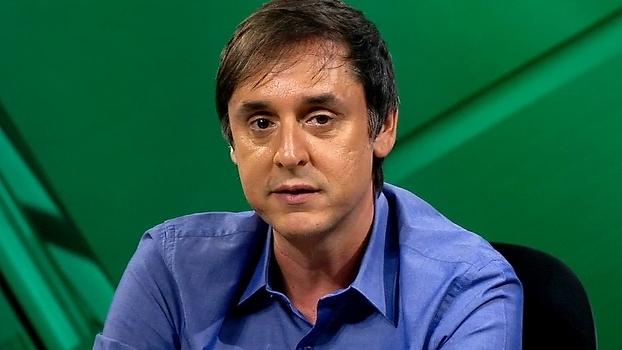 Tironi se diz curioso para ver como Eduardo Baptista, Jair Ventura e Zé Ricardo se sairão na Liberta