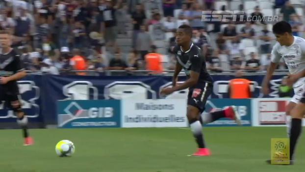 Bomba e gol de centroavante: Bordeaux vence Metz em casa