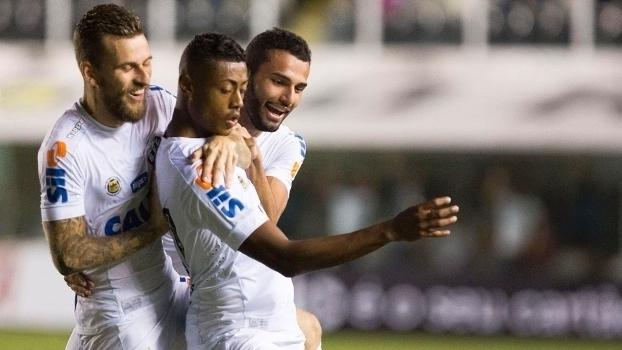 Copa do Brasil: Gols de Santos 2 x 0 Paysandu
