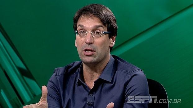Arnaldo: 'Palmeiras não teve nenhum jogo bom no ano'