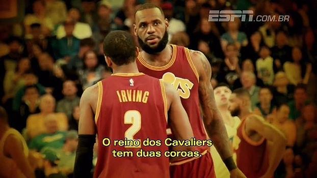 O reino x a democracia: Kobe Bryant mostra o 'sistema de duas coroas' dos Cavaliers