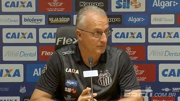 Dorival vê Santos perdido após terceiro gol e elogia São Paulo: 'Equipe muito competente'