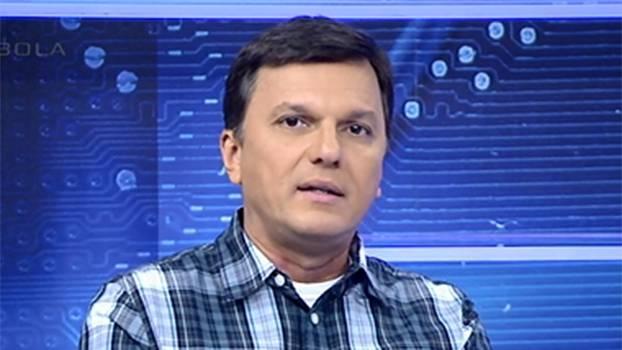Mauro questiona a ditadura do sócio-torcedor: 'Dirigentes estão fazendo futebol para a classe-média'