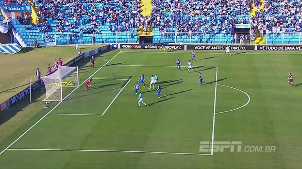 Assista ao gol da vitória do Avaí sobre o Cruzeiro por 1 a 0!
