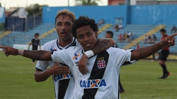 Copa São Paulo: Gols de Vasco 2 x 1 Rio Branco-ES
