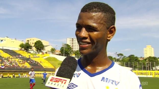 Sem saber o que falar, capitão do Bahia na Copa São Paulo dá resposta inusitada