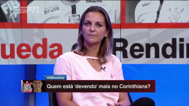 Thiago Neves pede a permanência de Mano Menezes e é elogiado por Juliana Cabral