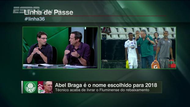 Gian comenta derrota do Palmeiras para o Avaí e possibilidade de acerto com Abel: 'É a prioridade absoluta'