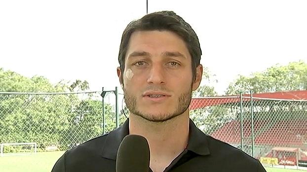 Denis fala sobre renovação de contrato com o São Paulo: 'Está para acontecer'