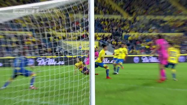 Assista aos gols da vitória do Levante sobre os Las Palmas por 2 a 0!