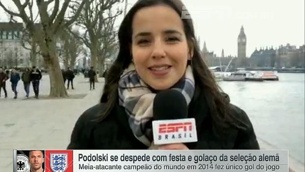 Natalie Gedra traz a repercussão da derrota da Inglaterra em amistoso