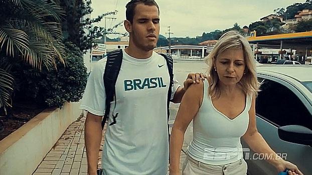 Perto da Paralimpíada, ESPN mostra vida de uma das promessas do Brasil, Matheus Rheine