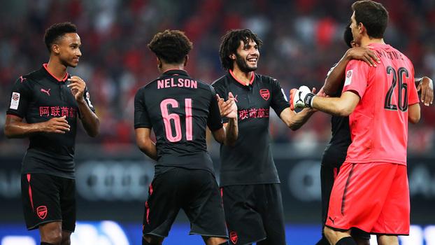 Assista aos melhores momentos da vitória do Arsenal sobre o Bayern nos pênaltis