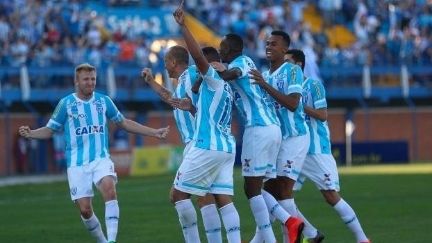 Série B: Gols de Avaí 2 x 0 Bragantino