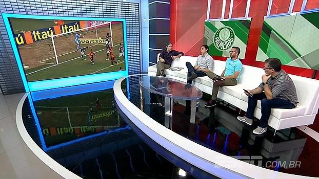 Tironi: 'Palmeiras não vem jogando bem, mas não perde pontos'