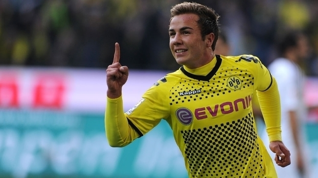 Gotze de regresso ao Borussia Dortmund
