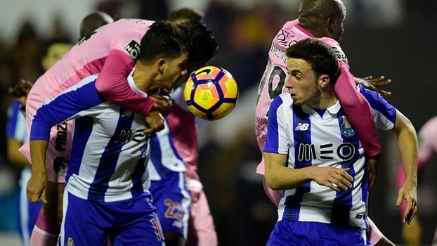 Português: Gols de Porto 2 x 1 Chaves