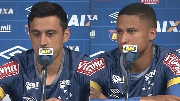Robinho comemora retorno; Murilo espera dificuldades contra Ponte: 'O gramado lá é muito ruim'