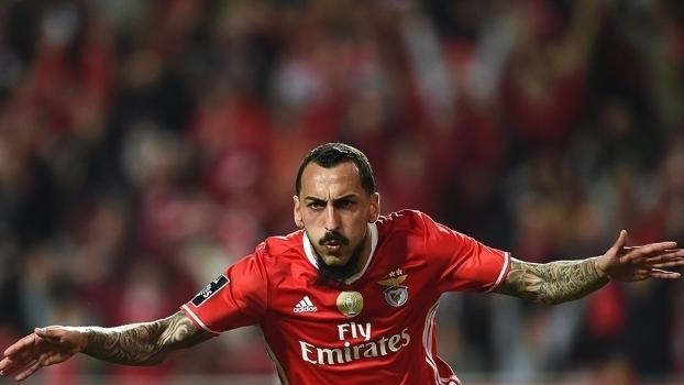 Português: Gols de Benfica 3 x 1 Chaves