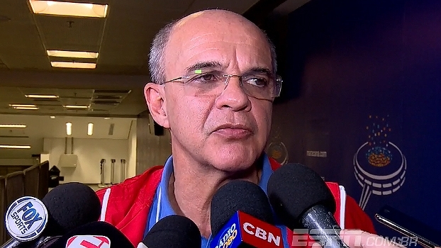 Bandeira de Mello acredita em melhora de público nas finais e projeta final contra o Fluminense