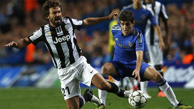 Champions League  Gols de Chelsea 2 x 2 Juventus - ESPN b558e99d96e95