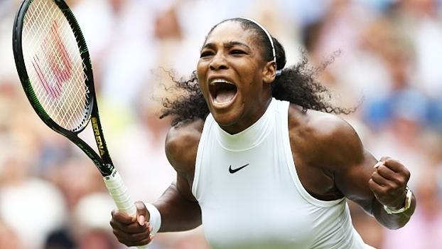 Serena admite que já se achou 'forte demais', mas se vê na moda: 'Esse corpo me permitiu ser a melhor'