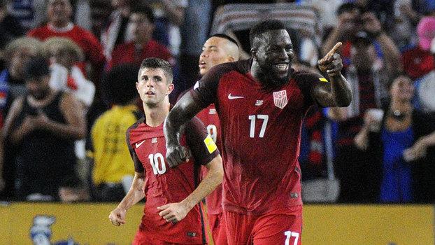 Assista aos gols da vitória dos Estados Unidos sobre o Panamá por 4 a 0!