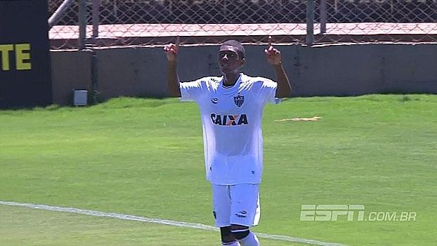 Copa São Paulo: Gols de Novorizontino 1 x 1 Atlético-MG