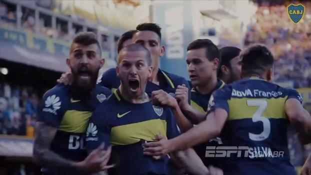 #FuerzaPipa: após lesão de Benedetto, Boca Juniors divulga vídeo de apoio a atacante argentino