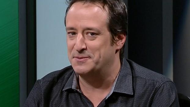 Gian aprova escalação de Cuca, mas critica 'atuação muito fraca' de Borja: 'Deveria ter sido o 1º a sair'
