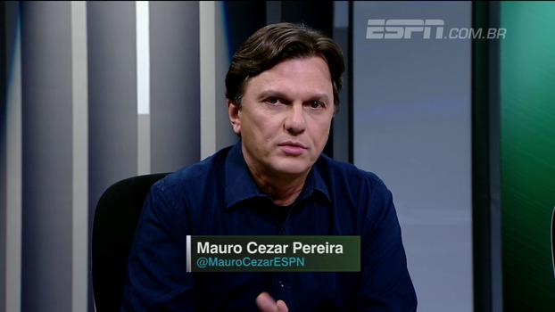 Mauro aprova comportamento do Fla sem Márcio Araújo e diz que Bota poderia ter arriscado mais: '0x0 interessava'