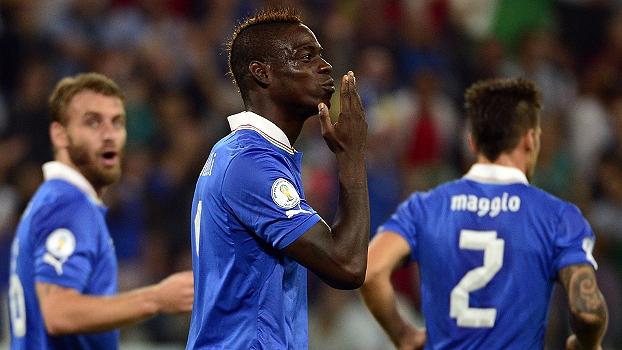 Eliminatórias Europeias: Gols de Itália 2 x 1 República Tcheca