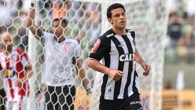 Mineiro: Gols de Atlético-MG 2 x 1 Villa Nova