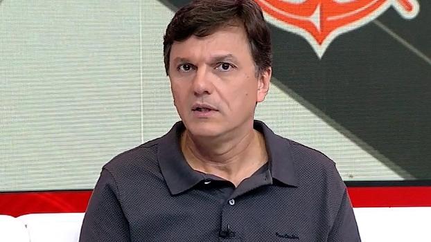 Mauro vê Cristóvão 'queimado', sugere recomeço em time menor e cita Caio Júnior como exemplo