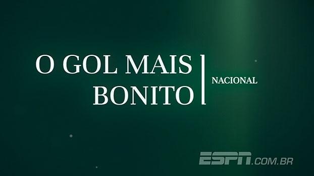 Linha de Passe: veja os gols nacionais mais bonitos da semana