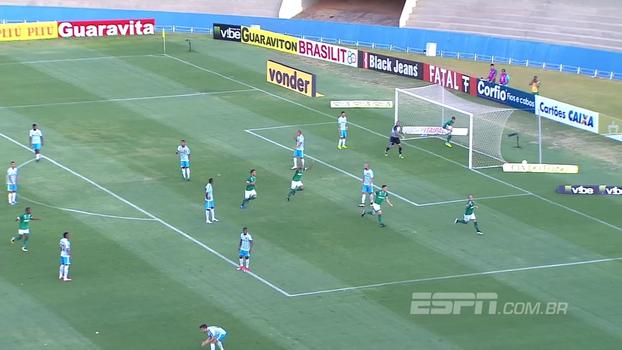 Assist aos gols da vitória do Goiás sobre o Paysandu por 2 a 1!