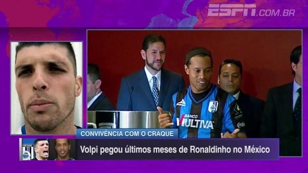 'Ronaldinho alavancou o nome do clube', diz goleiro herói do Querétaro e ex-Figueirense