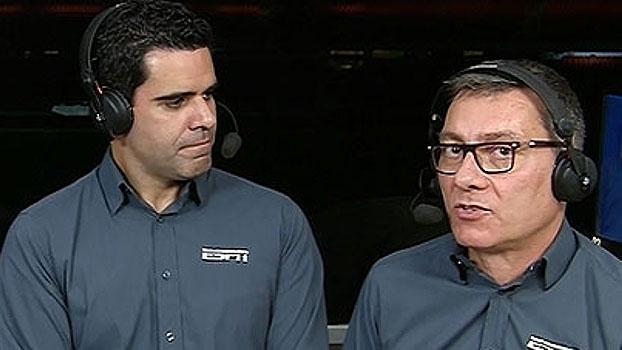 Calçade e Zé Elias elogiam entrada de Lucca e 'mudança de postura' do Corinthians