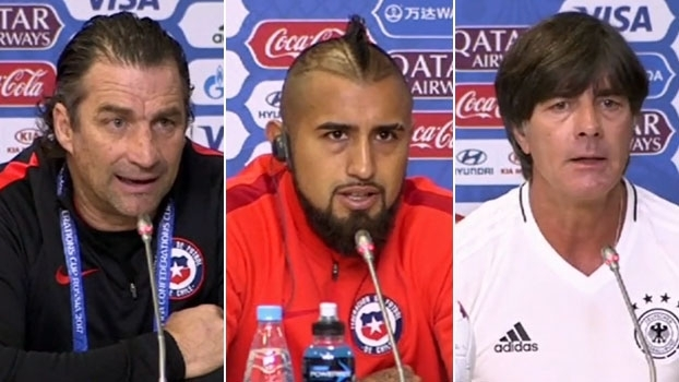 Vidal: 'Se ganharmos da Alemanha amanhã, seremos a melhor seleção do mundo'