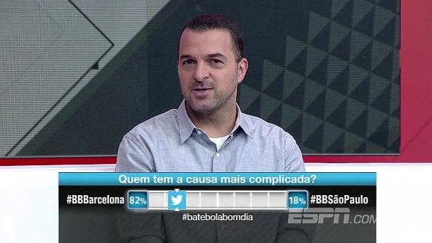 Zé Elias elogia força da Juventus: 'Se continuar assim vai ganhar os próximos 20 campeonatos'