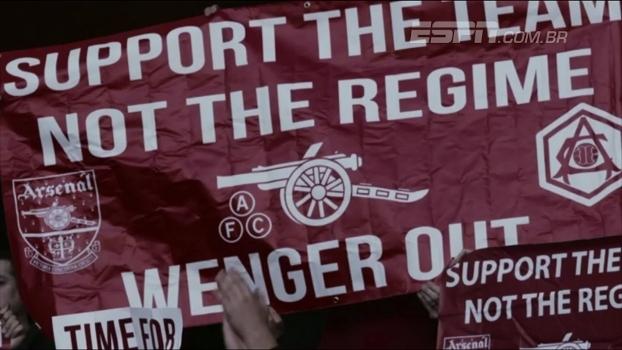 Altos e baixos, Wenger balançando e um título no fim: relembre o desempenho do Arsenal nessa temporada