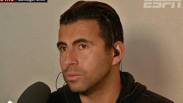 Cortado da seleção chilena em 2010, Maldonado não guarda magoas de Marcelo Bielsa