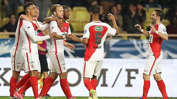 Copa da França: Gols de Monaco 2 x 1 Lille