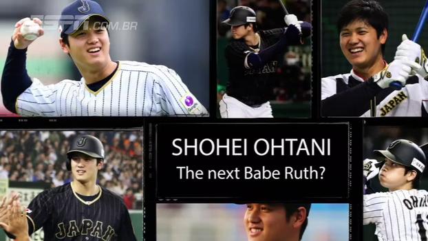 Novo Babe Ruth? Veja lances do fenômeno japonês de 23 anos que deve ir para a MLB em 2018