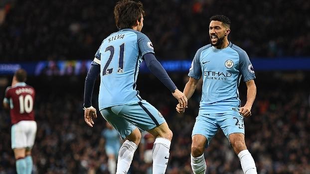 Assistir Manchester City x Burnley ao vivo 06/01/2018