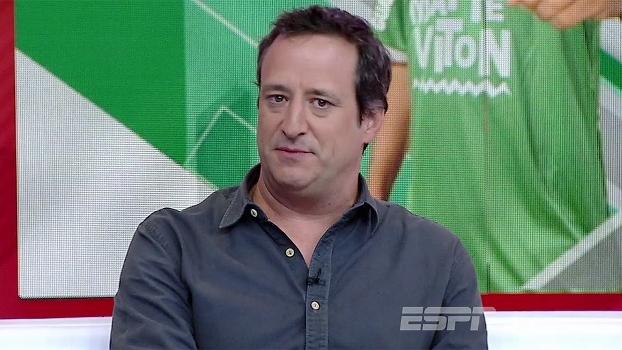 Gian, sobre Ronaldinho no Coritiba: 'Clube tem a intenção de fazer barulho'