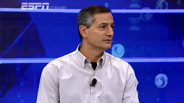 Sálvio Spínola critica condução do árbitro no jogo entre Flamengo e Vasco