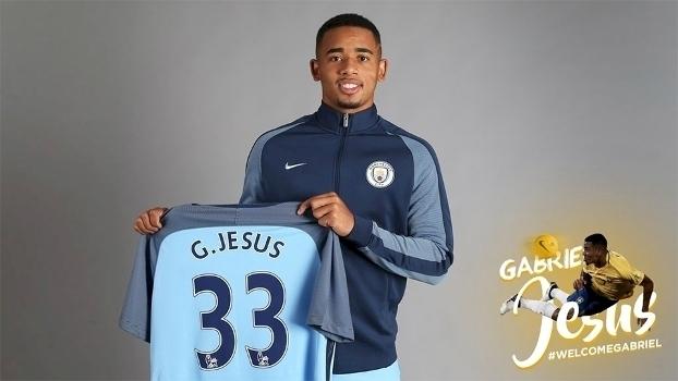 Gabriel Jesus elogia 'paixão 24h' de Guardiola: 'Assim como eu, ele é fissurado por futebol'