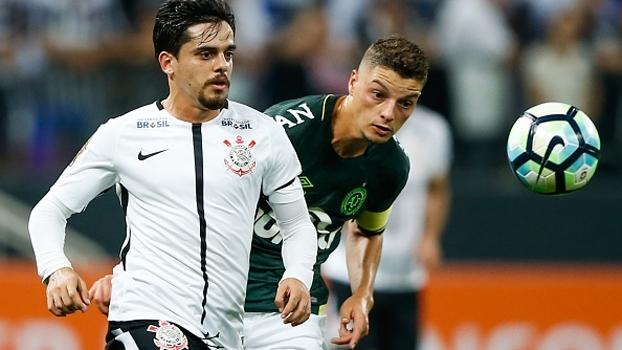 Brasileiro: Gols de Corinthians 1 x 1 Chapecoense