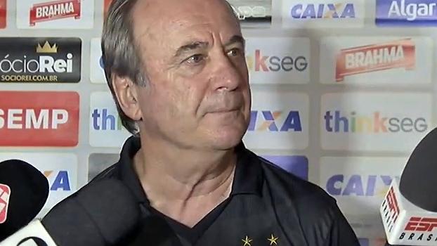 Levir desconhece proposta do Barcelona por Lucas Lima e diz ainda contar com o meia